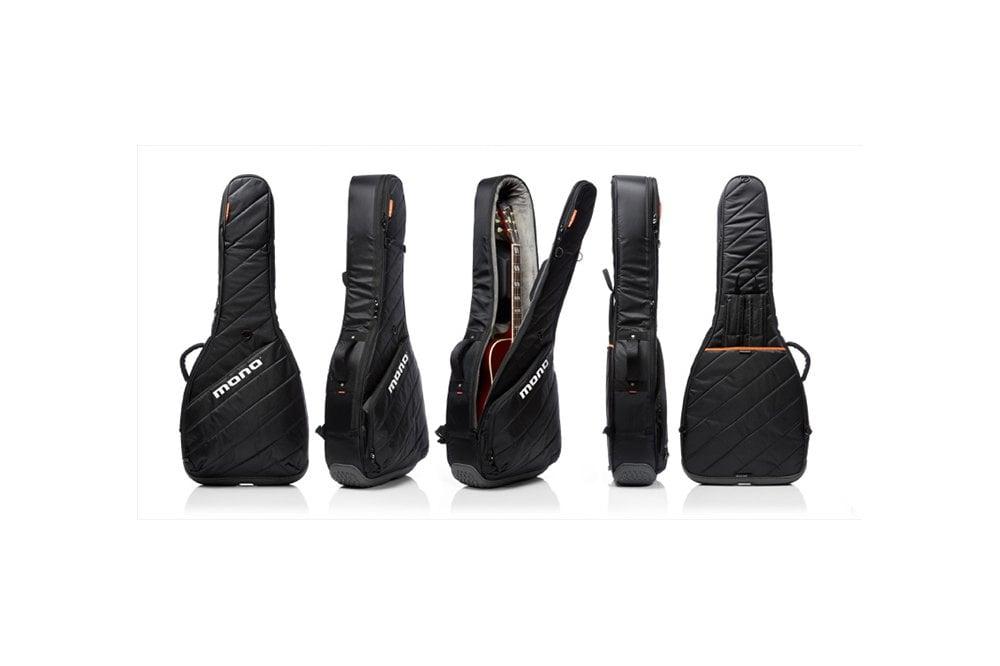 Mono M80 Vertigo Acoustic Guitar Gigbag Black - Acoustic Guitar ...