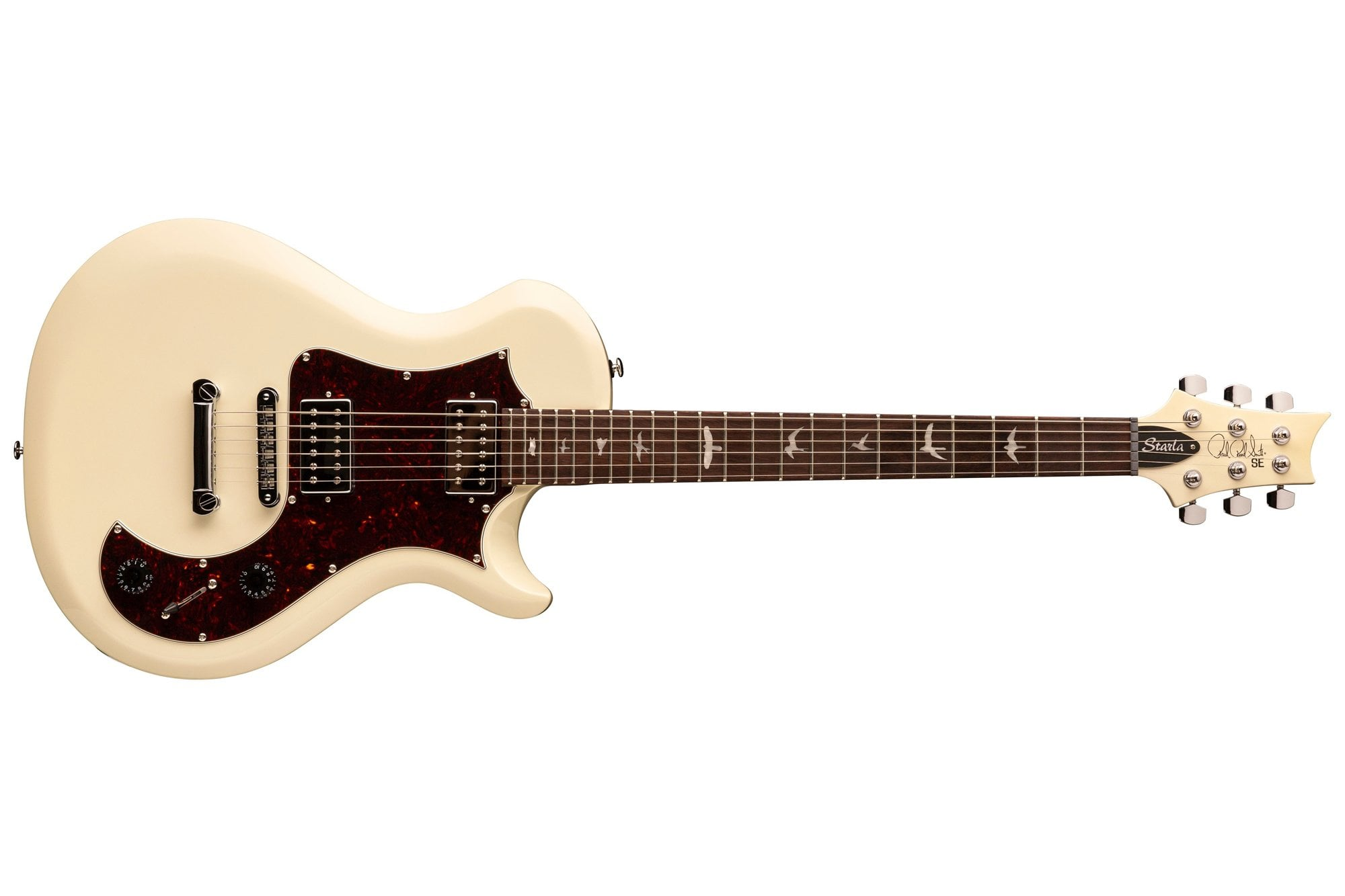 Prs Se Starla Antique White Electric